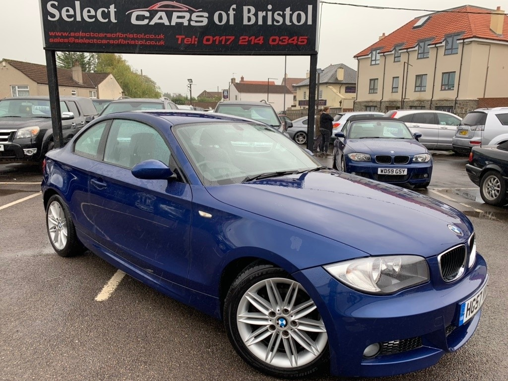 used BMW 123d 1 Series M Sport 2dr