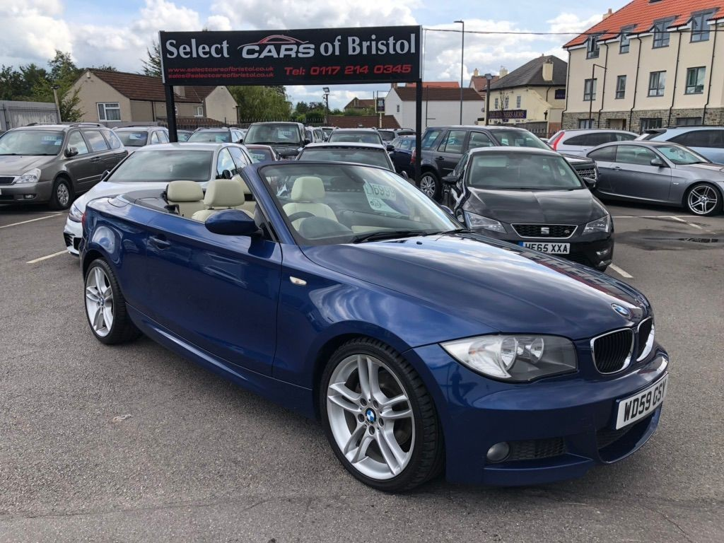 used BMW 125i 1 Series M Sport 2dr