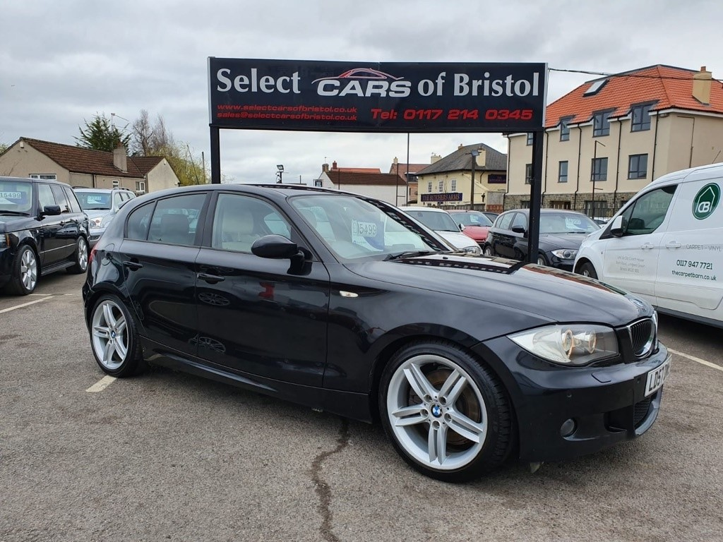 used BMW 130i 1 Series M Sport 5dr