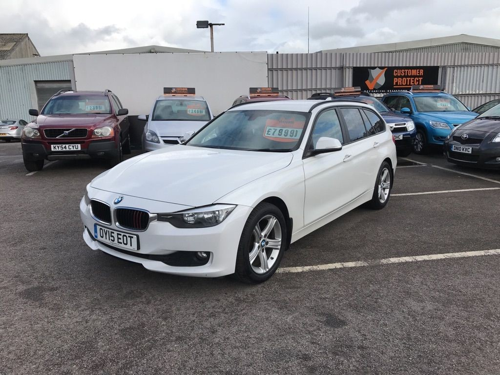 used BMW 316d 3 Series SE Touring 5dr Manual (s/s) (123 g/km, 116 bhp)