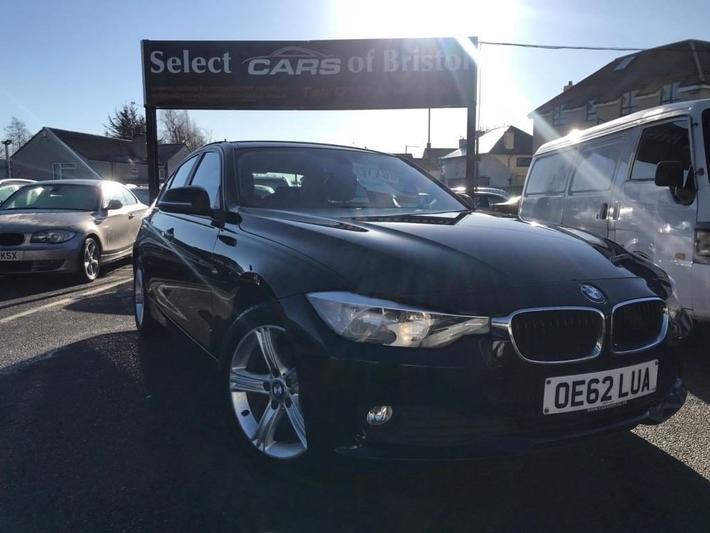 used BMW 316i 3 Series SE Saloon 4dr Manual (137 g/km, 136 bhp)