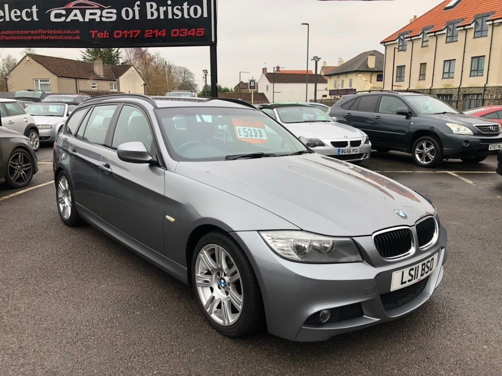 used BMW 318d 3 Series M Sport Touring 5dr Manual (120 g/km, 143 bhp)