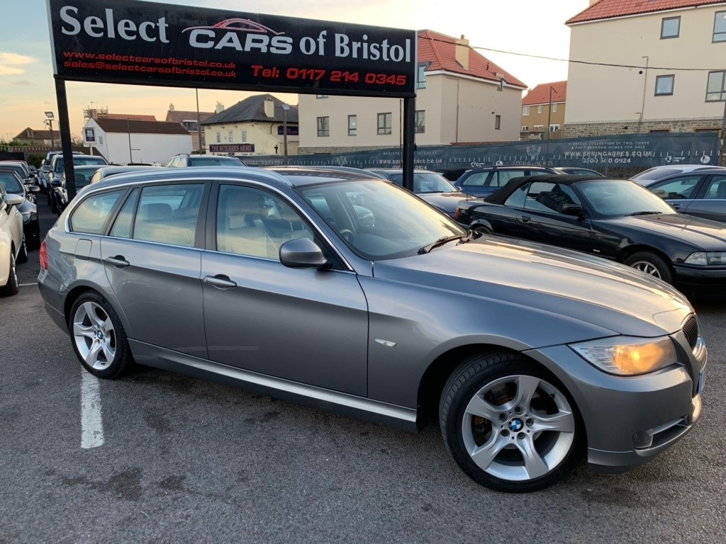 used BMW 318d 3 Series Exclusive Touring 5dr