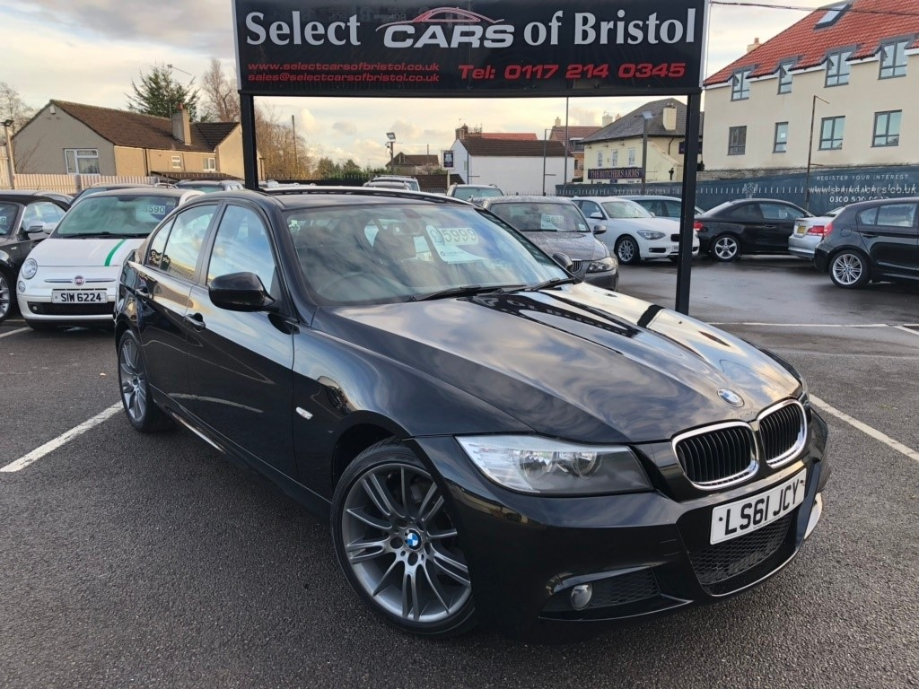 used BMW 318d 3 Series Performance Edition Saloon 4dr Manual (119 g/km, 143 bhp)