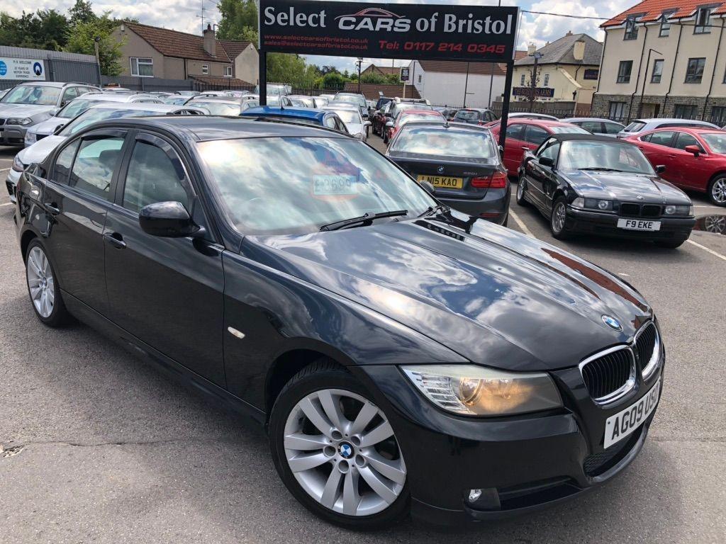 used BMW 318d SE