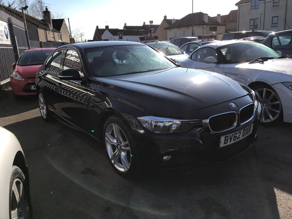 used BMW 318d M Sport Saloon (s/s)