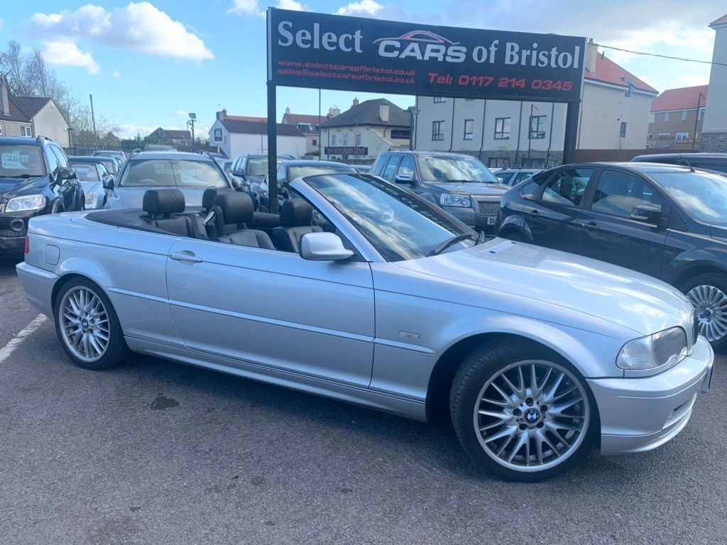 used BMW 320ci