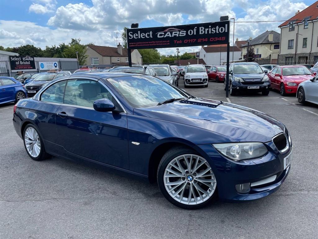 used BMW 320d SE