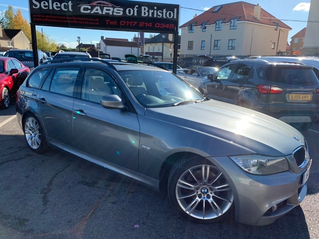 used BMW 320d 3 Series M Sport Business Edition Touring 5dr