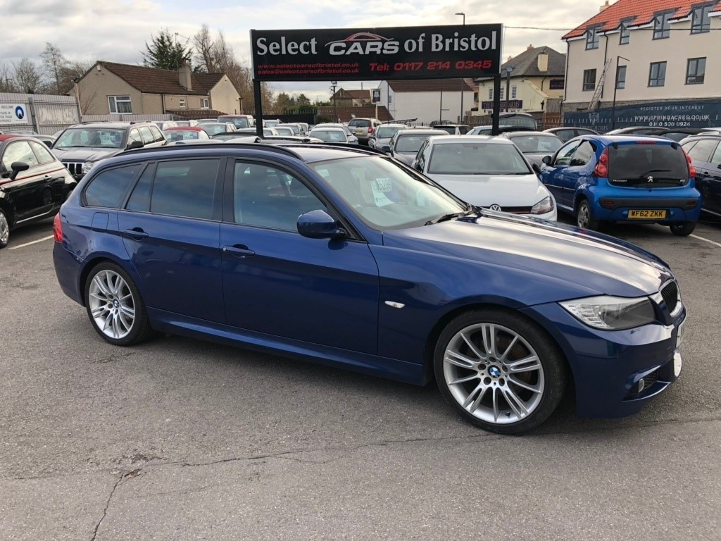 used BMW 320d 3 Series M Sport Touring 5dr Automatic (142 g/km, 184 bhp)