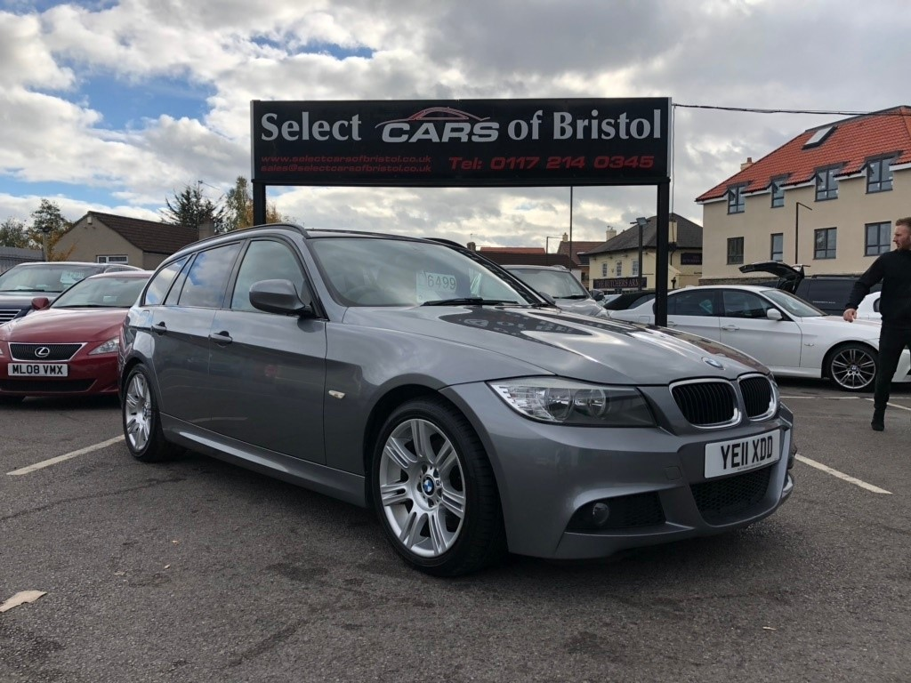 used BMW 320d 3 Series M Sport Touring 5dr