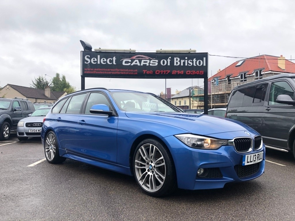 used BMW 320d 3 Series BluePerformance M Sport Touring 5dr Manual (s/s) (125 g/km, 184 bhp)