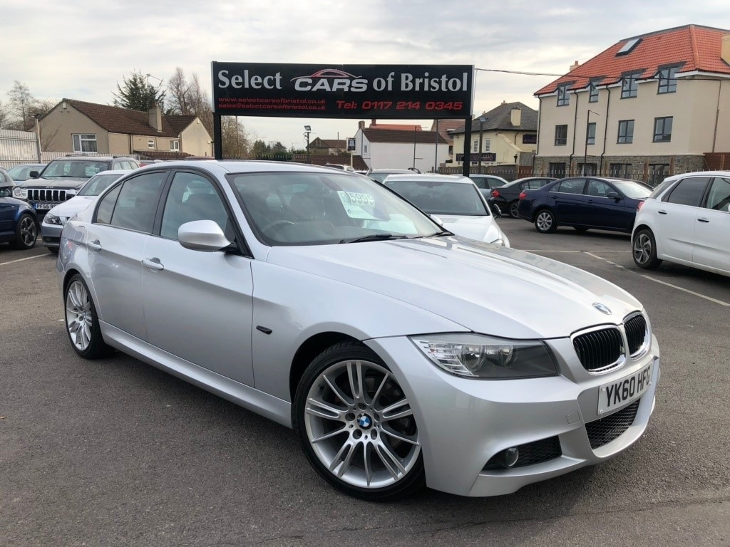 used BMW 320d 3 Series M Sport Business Edition Saloon 4dr Manual (125 g/km, 184 bhp)