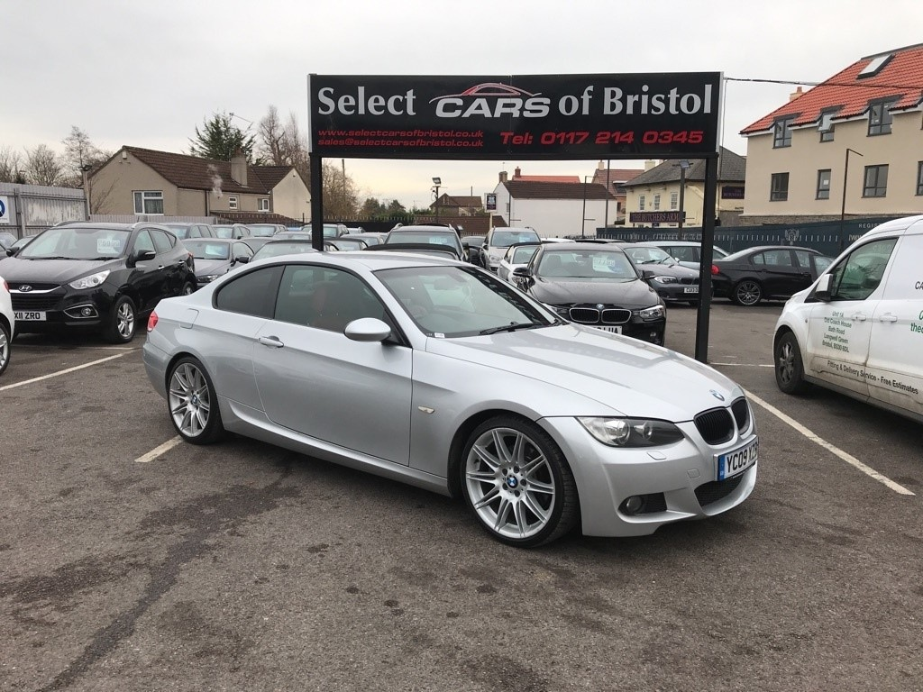 used BMW 325i 3 Series M Sport Coupe 2dr Manual (170 g/km, 218 bhp)