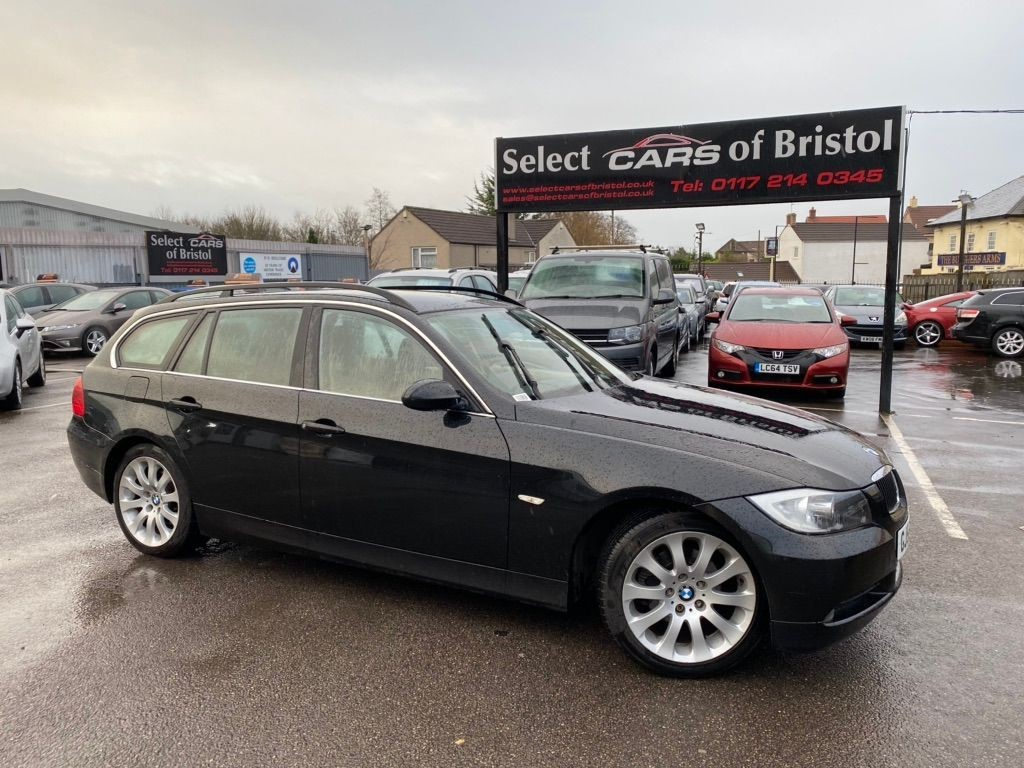 used BMW 325i 3 Series SE Touring 5dr