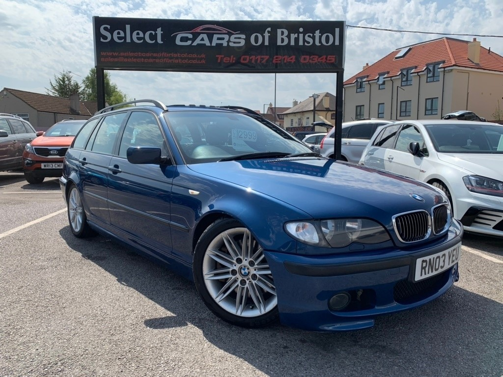 used BMW 330d 3 Series Sport Touring 5dr