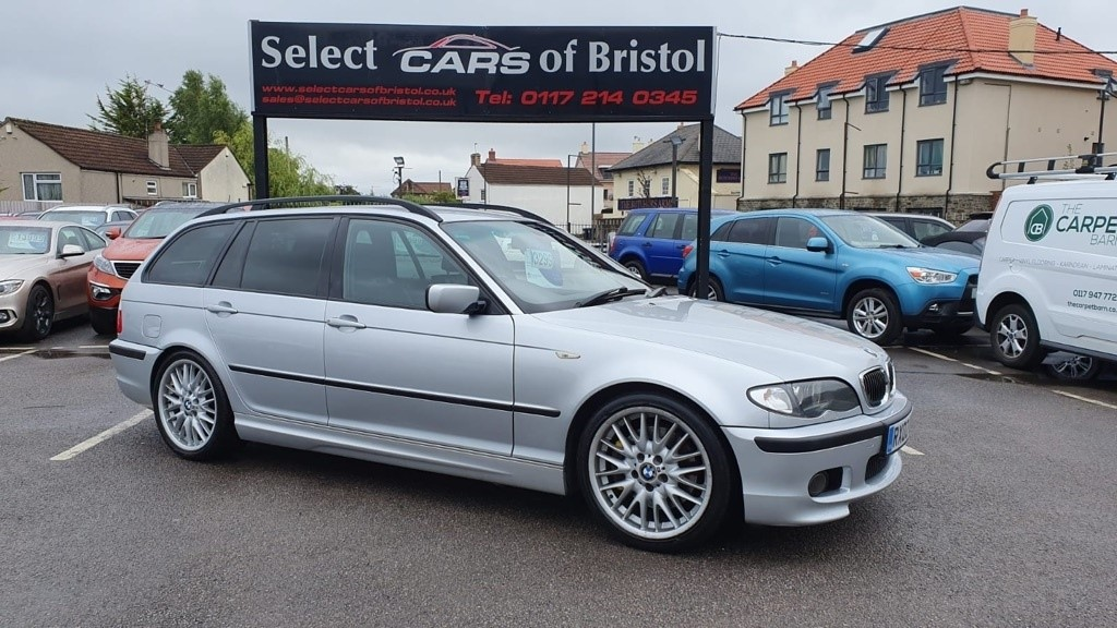 used BMW 330i 3 Series Sport Touring 5dr