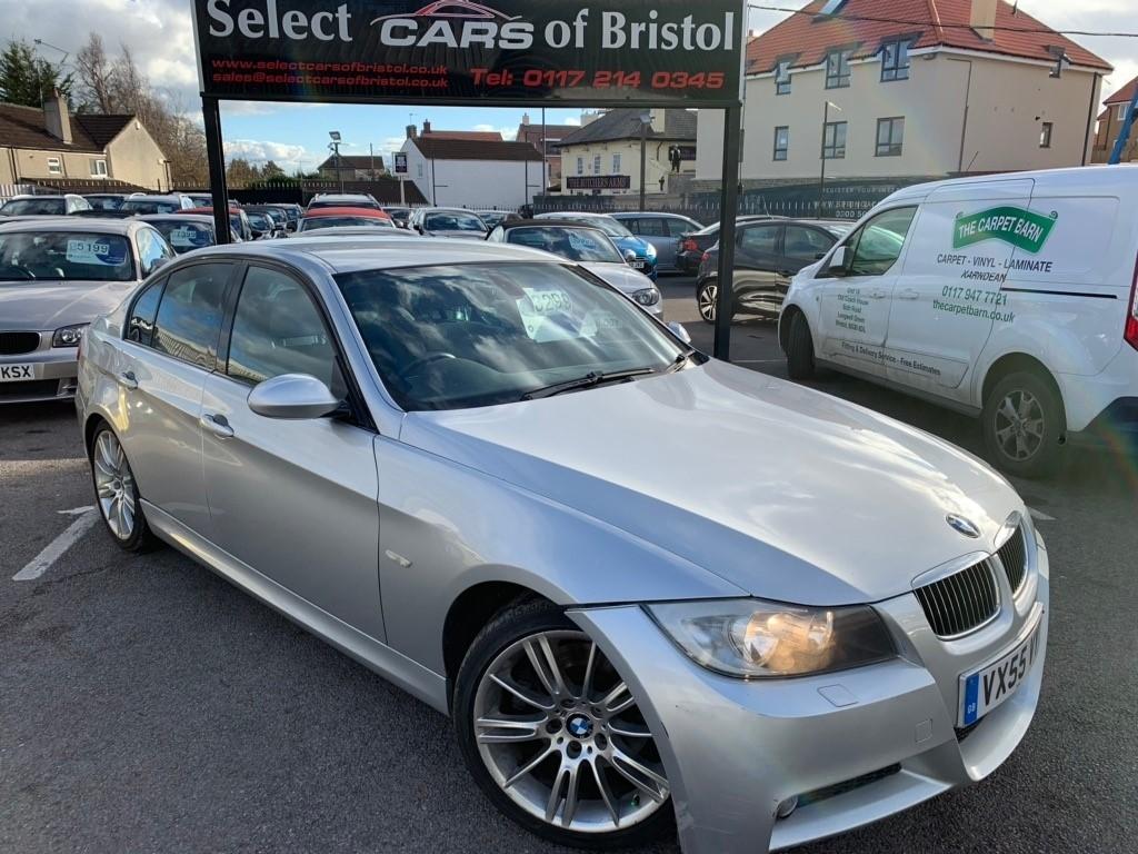 used BMW 330i 3 Series M Sport 4dr