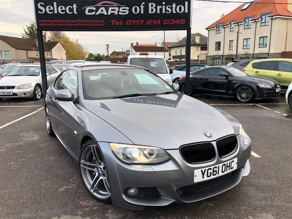 used BMW 335d 3 Series M Sport 2dr