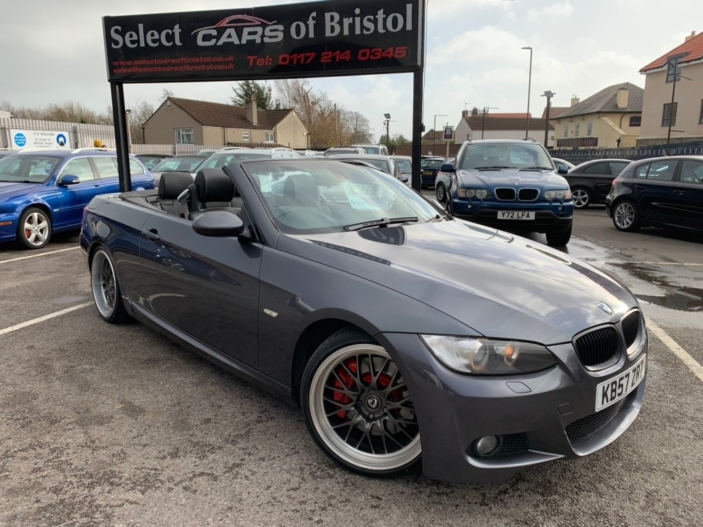 used BMW 335i 3 Series M Sport 2dr