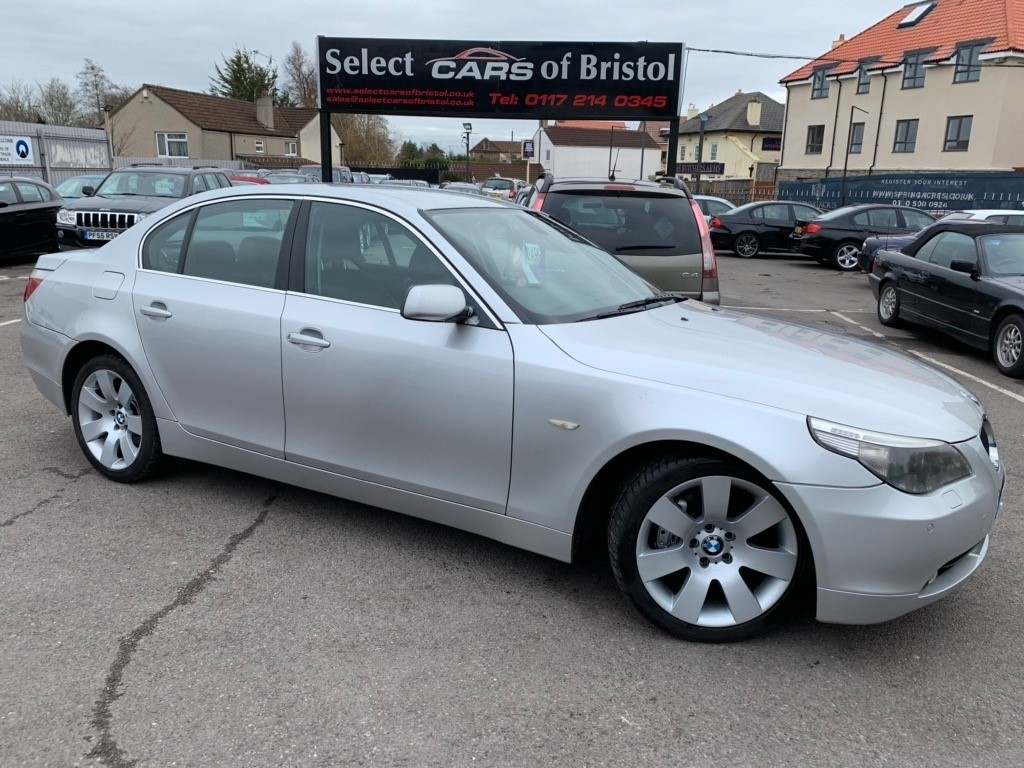 used BMW 530i 5 Series SE 4dr