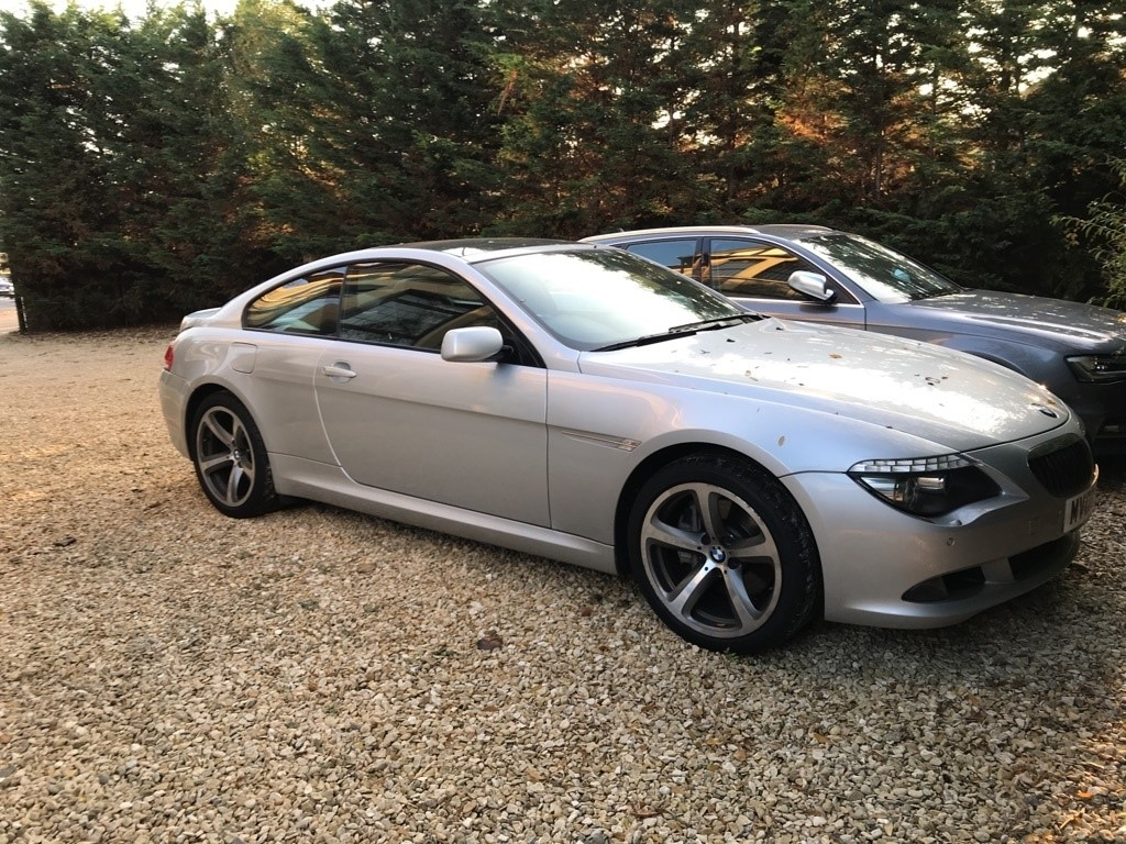 used BMW 650i 6 Series Sport Coupe 2dr Automatic (249 g/km, 367 bhp)