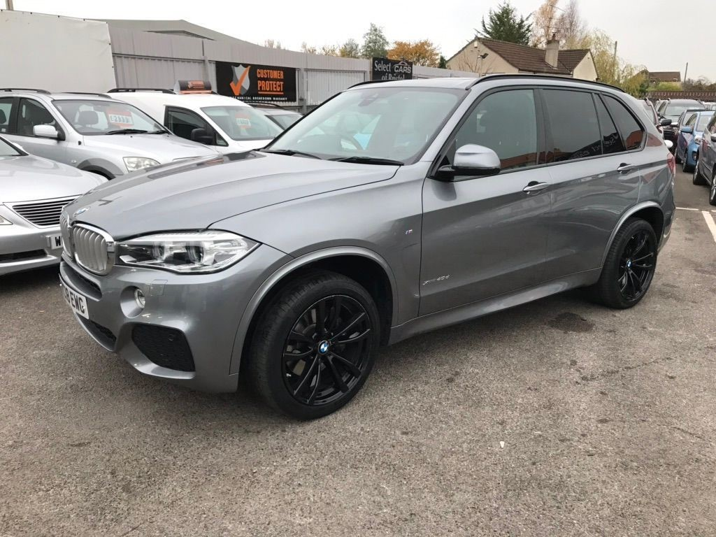 used BMW X5 40d M Sport Auto xDrive (s/s) 5dr