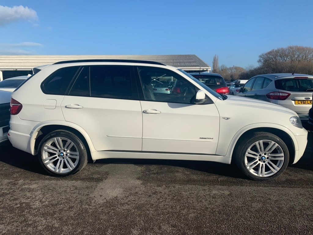 used BMW X5 30d M Sport xDrive 5dr