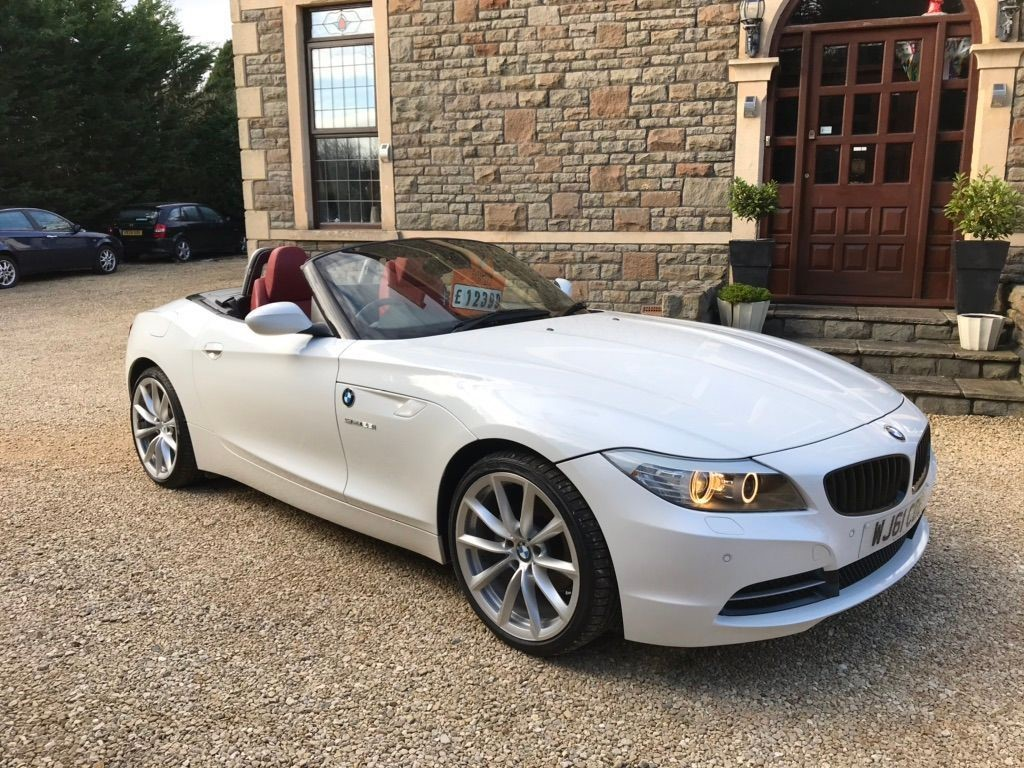 used BMW Z4 23i M Sport Highline sDrive 2dr