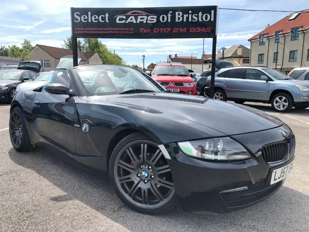 used BMW Z4 i Sport Roadster 2dr