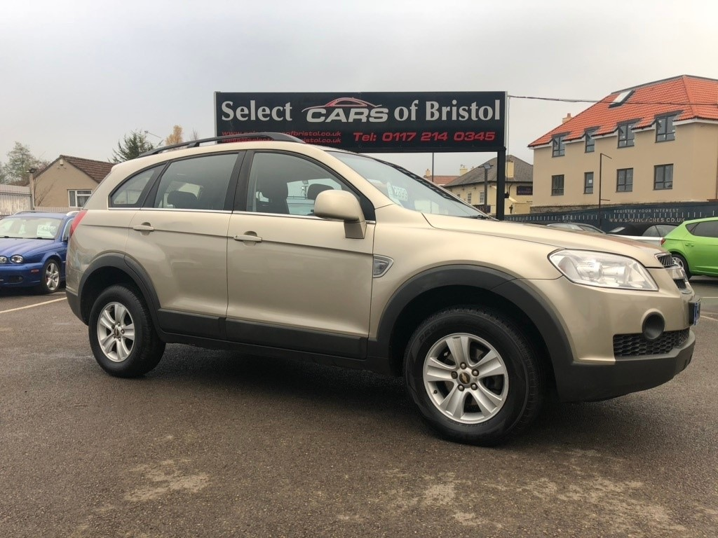used Chevrolet Captiva LS 5dr