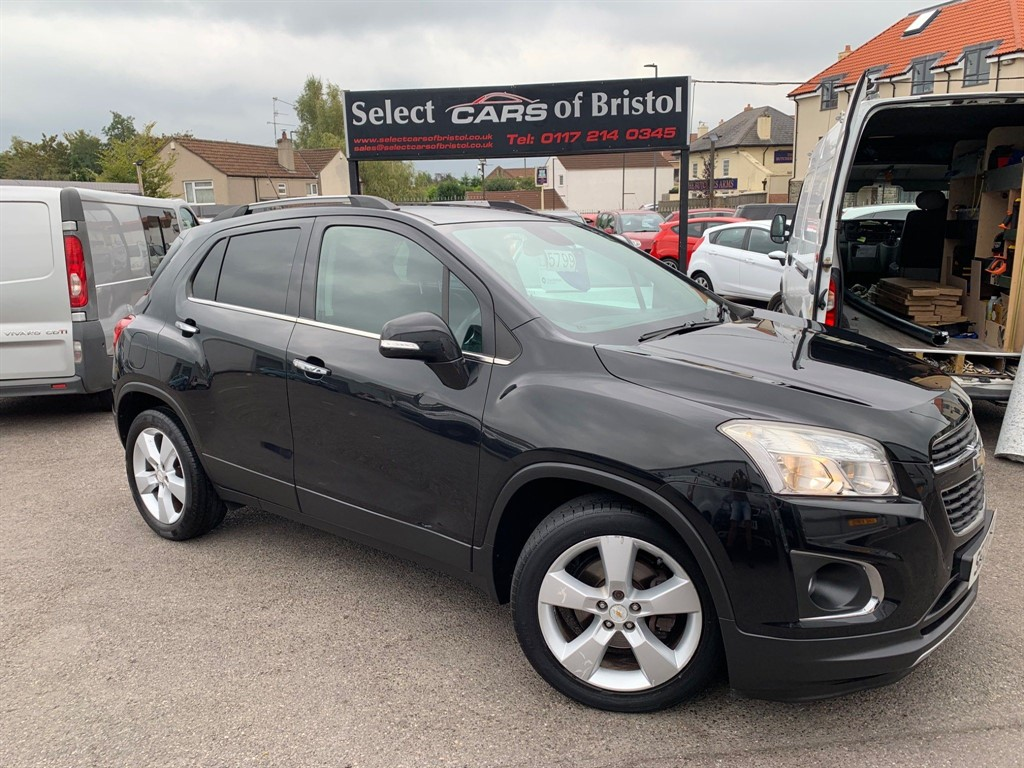 used Chevrolet Trax VCDi LT (s/s)