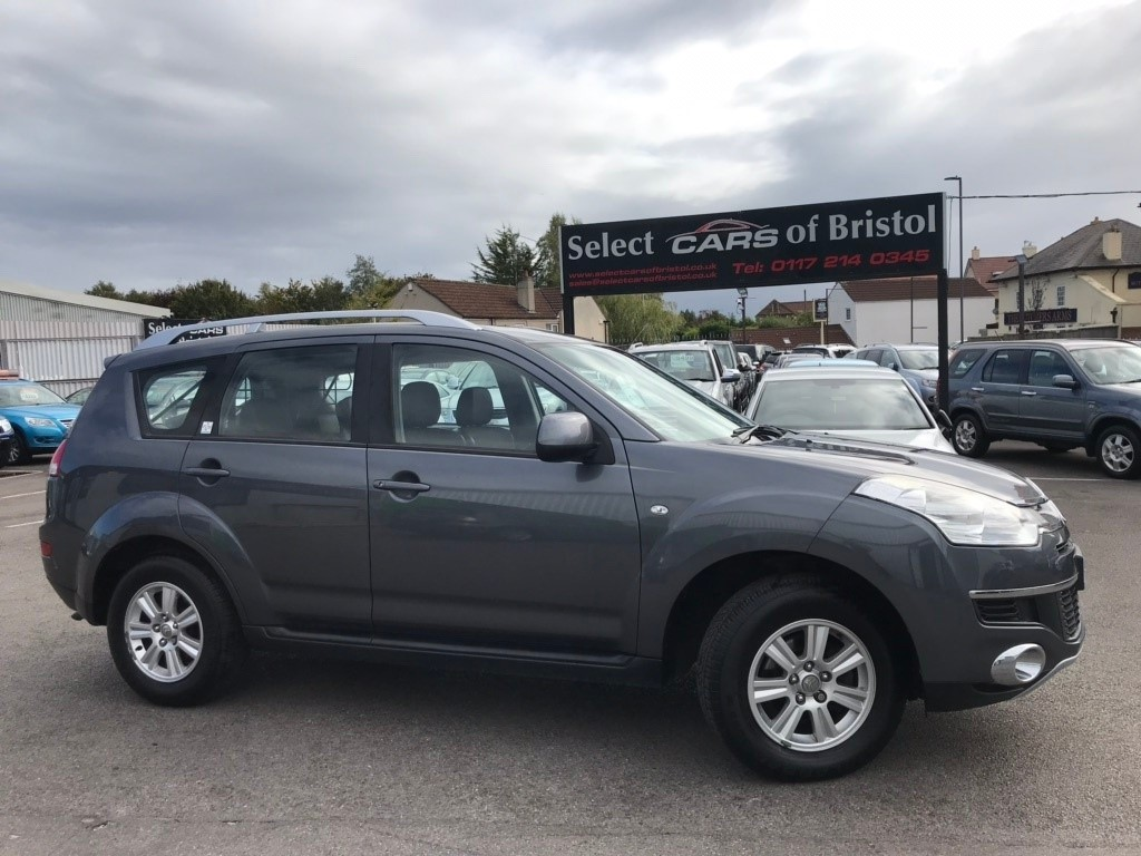 used Citroen C-Crosser HDi VTR+ 5dr