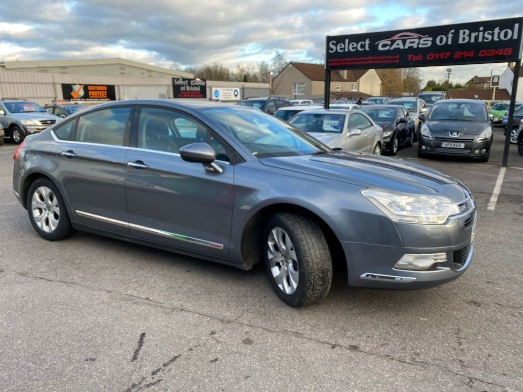 used Citroen C5 HDi Exclusive