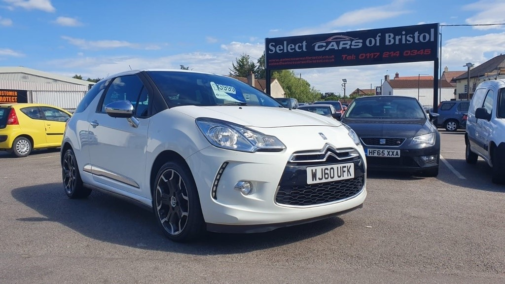 used Citroen DS3 HDi 3dr
