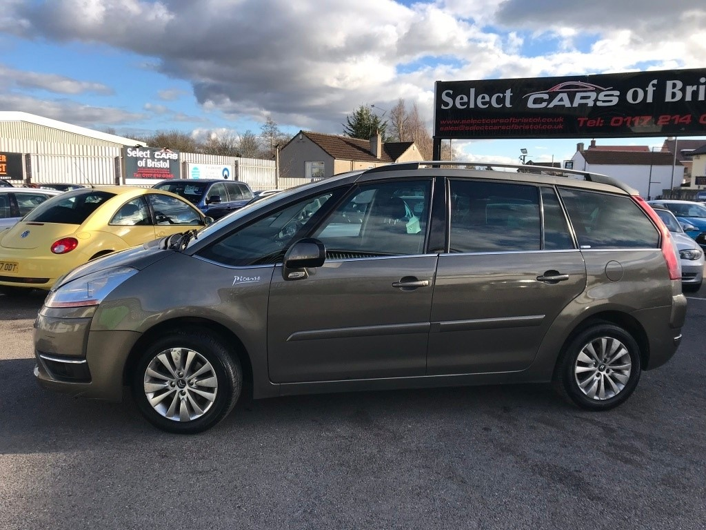 used Citroen Grand C4 Picasso HDi 16v Exclusive EGS 5dr
