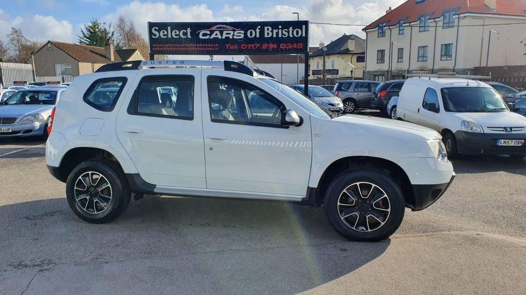 used Dacia Duster TCe Prestige 4WD (s/s)