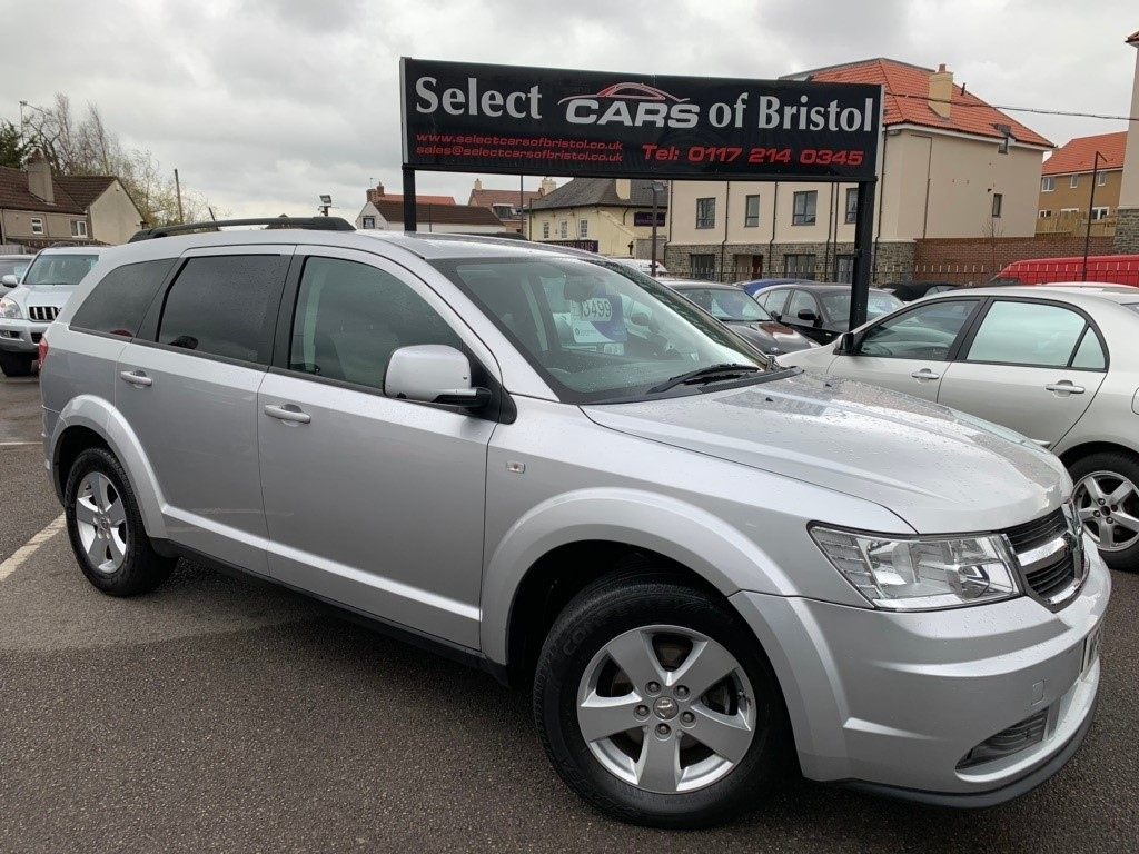 used Dodge Journey CRD SXT 5dr
