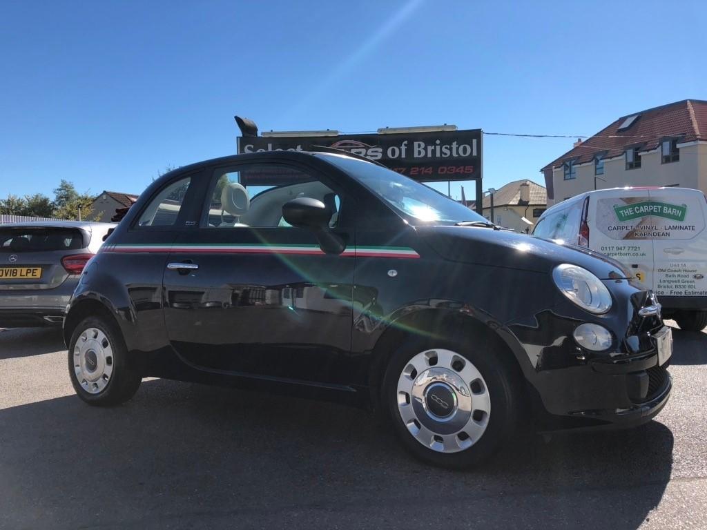 used Fiat 500C 1.2 Pop 2dr