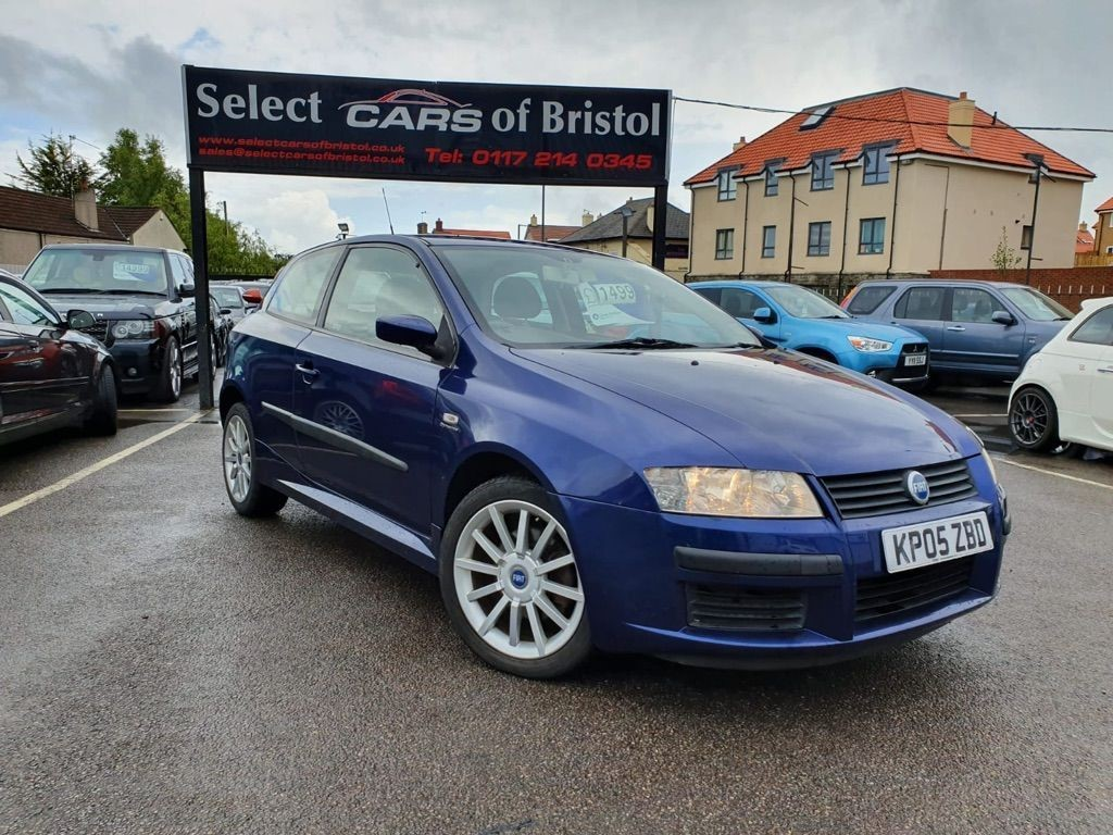 used Fiat Stilo JTD Dynamic 3dr