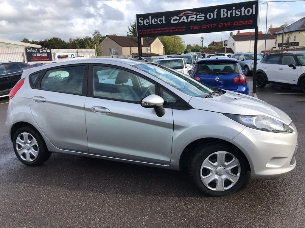 used Ford Fiesta Edge 5dr