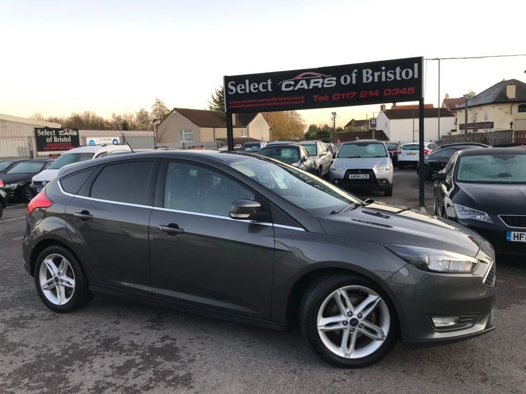 used Ford Focus T EcoBoost Zetec (s/s) 5dr