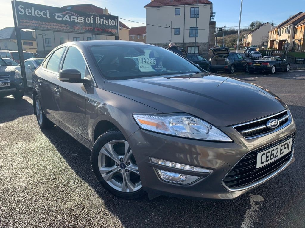 used Ford Mondeo TDCi Titanium Hatchback 5dr Manual (129 g/km, 138 bhp)