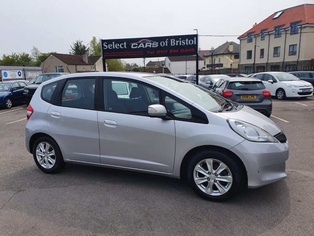 used Honda Jazz i-VTEC ES Hatchback 5dr Manual (126 g/km, 98 bhp)