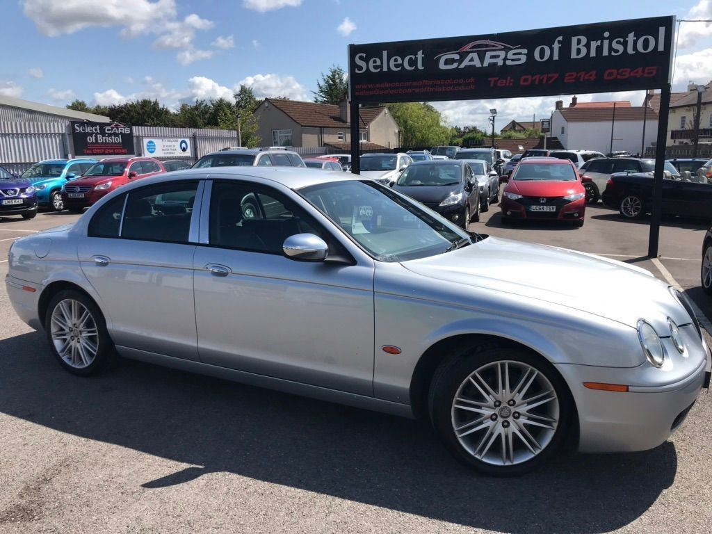 used Jaguar S-Type V8 Sport 4dr
