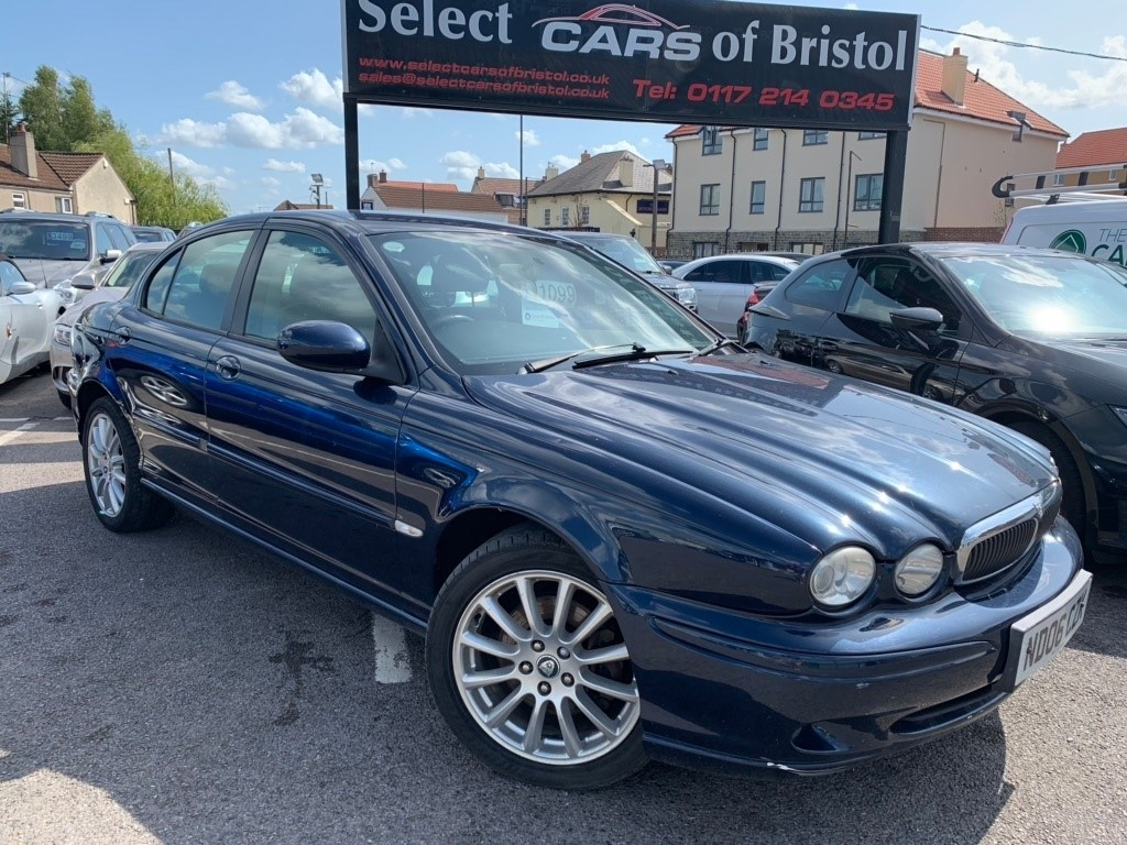 used Jaguar X-Type D S 4dr