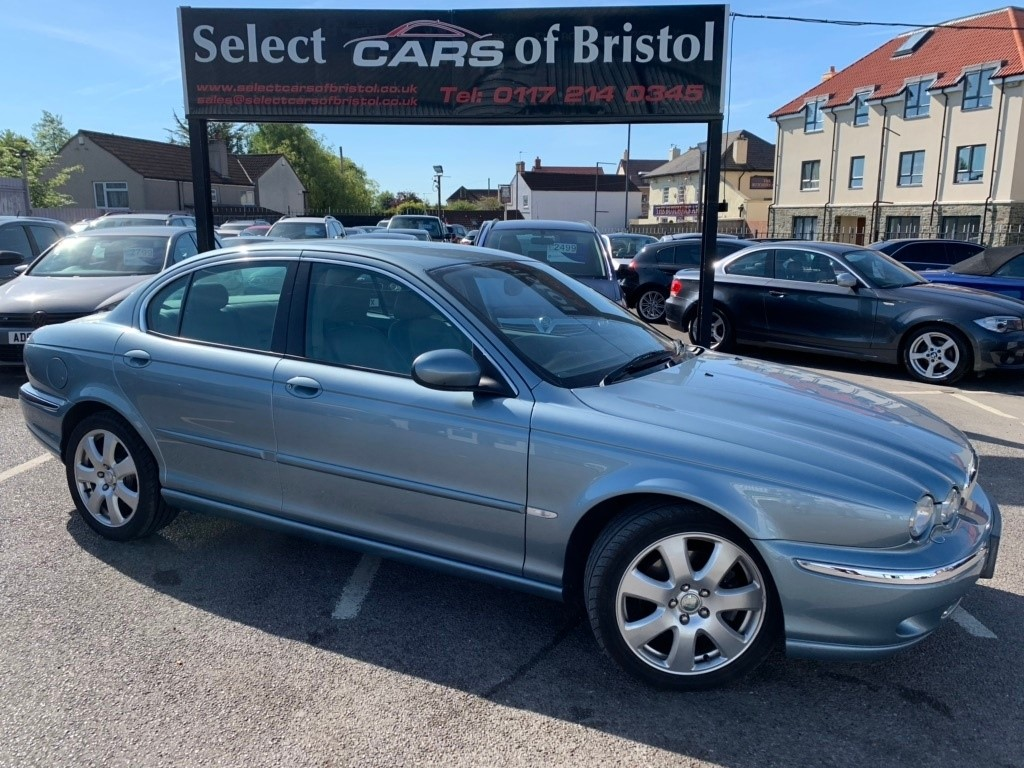 used Jaguar X-Type D SE 4dr