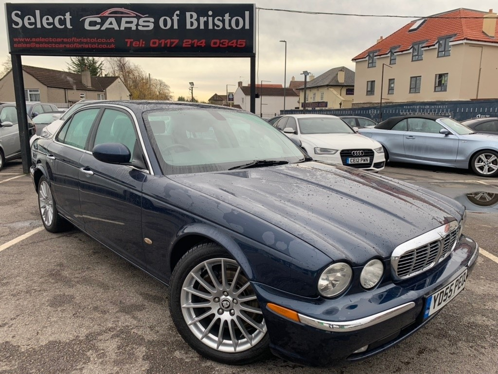 used Jaguar XJ6 XJ 4dr
