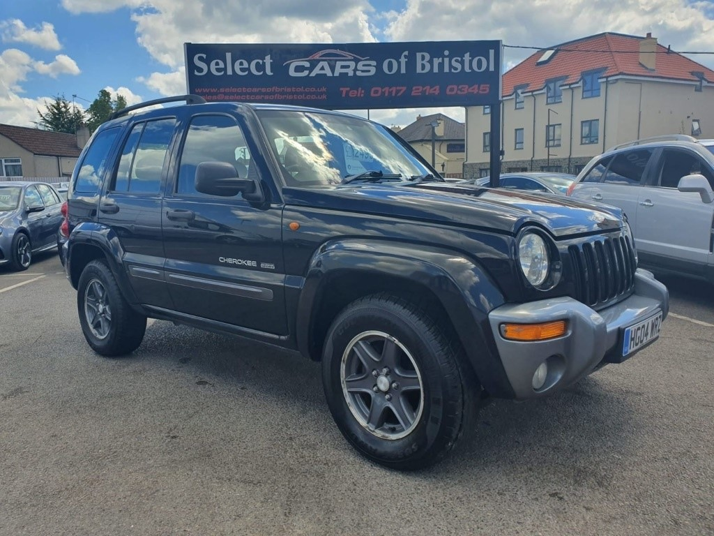used Jeep Cherokee TD Extreme Sport SUV 5dr Automatic 4x4 (262 g/km, 148 bhp)