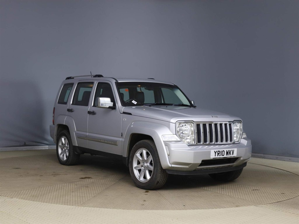 used Jeep Cherokee Limited 4x4